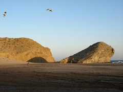 Playa de Monsul, San José