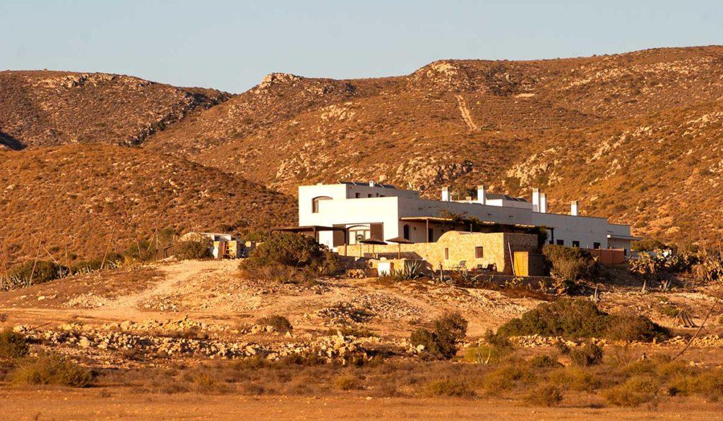 Casa rual ecológica Cortijo la Tenada