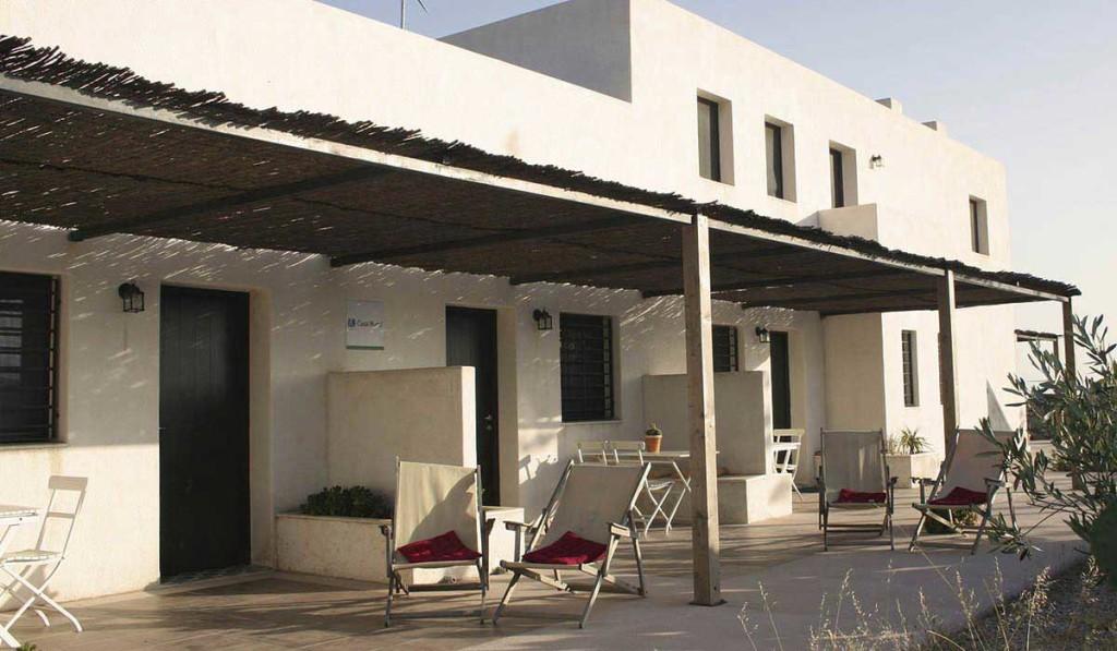 Alojamientos - Casa rual ecológica Cortijo la Tenada