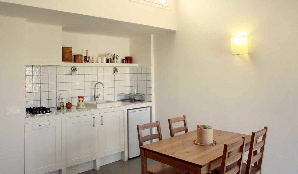 Cocina - Casa rual Olivo