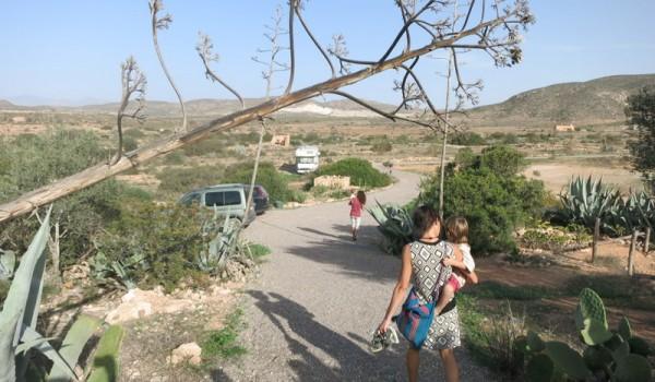 Imagen ¡Familias en ruta cuenta su estancia en nuestro cortijo!