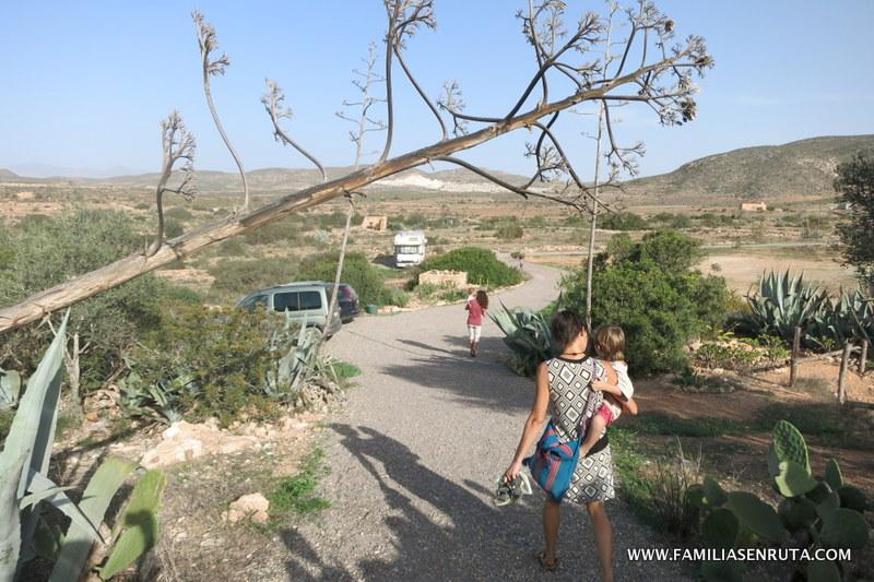 Imatge ¡Familias en ruta cuenta su estancia en nuestro cortijo!