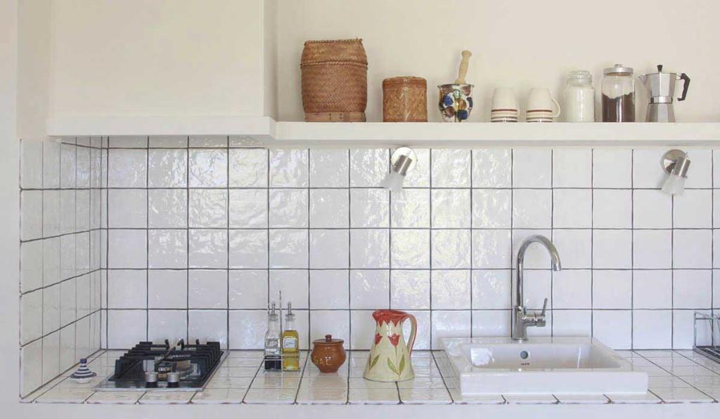 Cocina - Casa rual ecológica Cortijo la Tenada