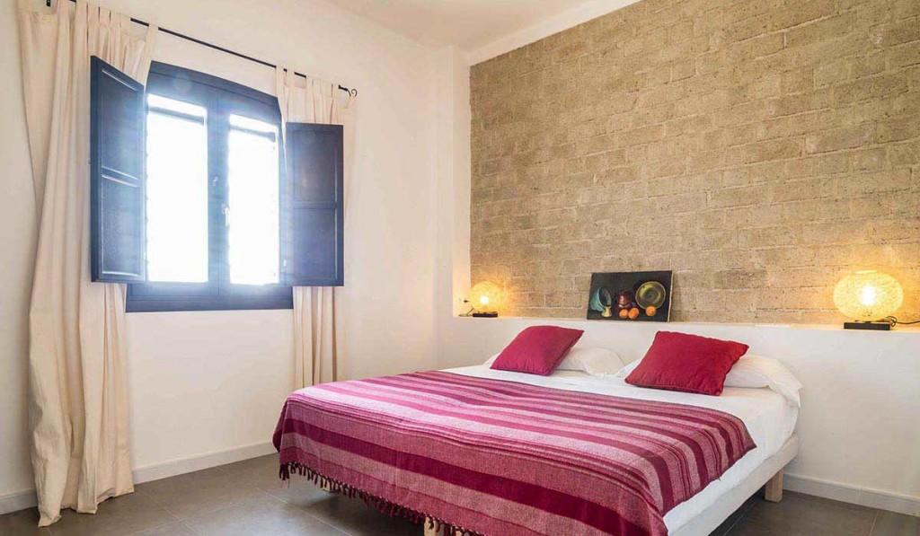 Habitación - Casa rual ecológica Cortijo la Tenada