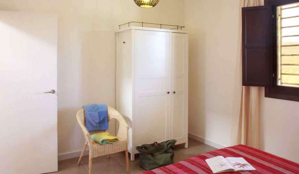 Habitació - Casa rual Olivo