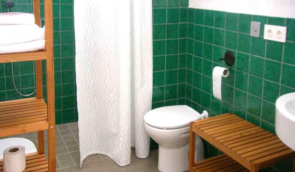 Baño - Casa rual Olivo