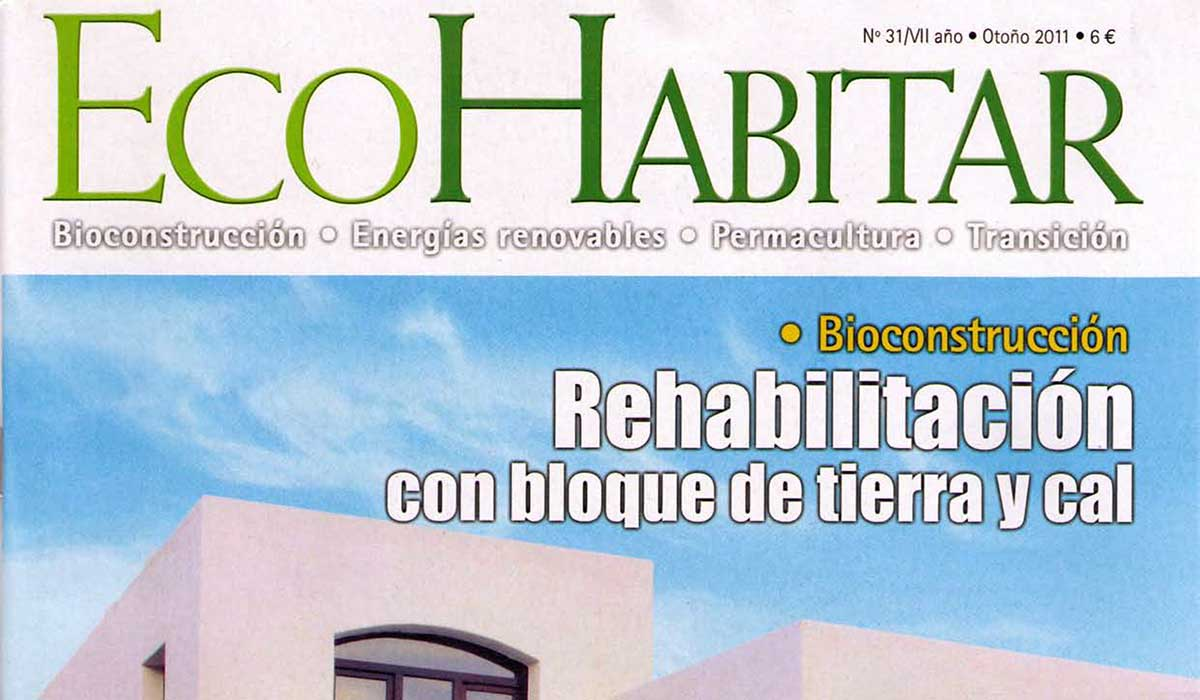 Image We are the cover of EcoHabitar