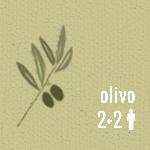 Casa rural Olivo 2 personas
