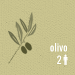 icon casa rural olivo 2 personas