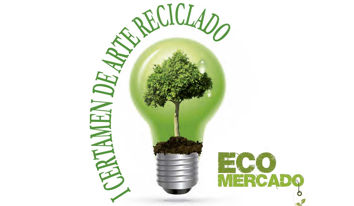 Imatge Patrocinamos el I Certamen de arte reciclado