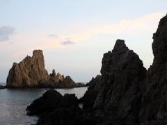 Faro Cabo de Gata, Arrecife de las Sirenas