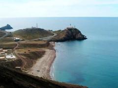 Corralete y Faro Cabo de Gata