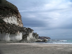 Playa Media Luna, San José